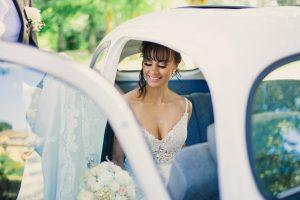 bröllopstransport