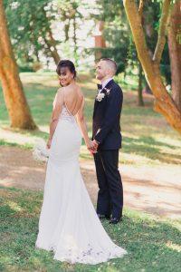 bröllopsklänning stockholm