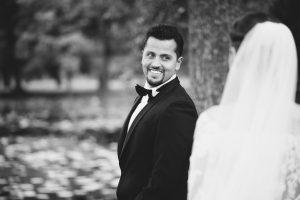 first look bröllop uppsala