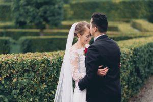 brudpar bröllopspar uppsala