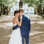 Bröllopsfotograf Uppasala Engelska parken