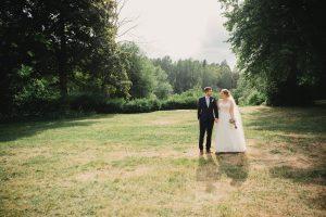 bröllopspar stockholm