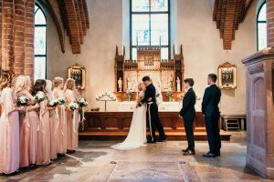 vigsel helga trefaldiga bröllop