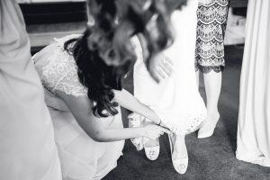 brudkläning fotograf