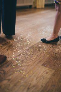 konfetti bröllop uppsala