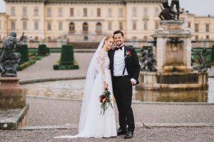 bröllop drottningsholm