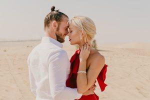 förlovningsbilder engagement pictures desert