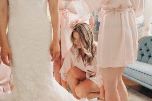 förberedelser bröllop