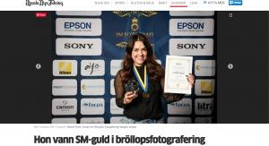 Melodi Roohi sveriges bästa bröllopsfotograf